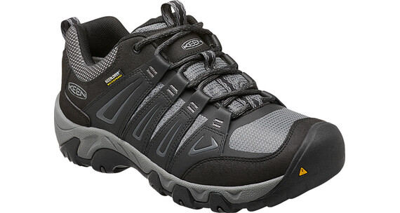 Keen M's Oakridge WP Shoes Magnet/Gargoyle